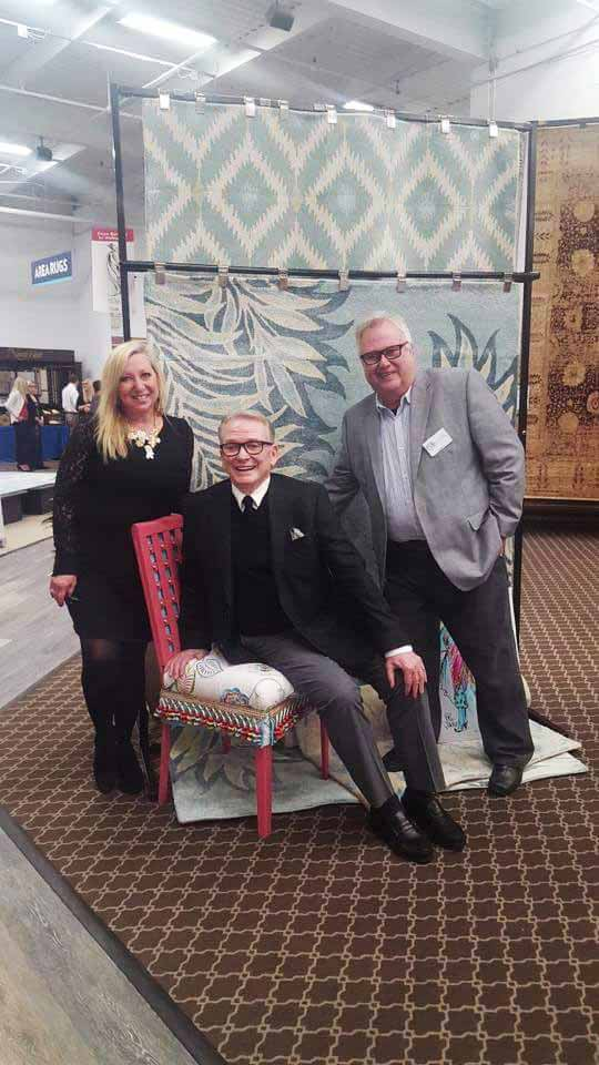 TAS 2017 Design Style Studios and Lisa Lazarus Interiors