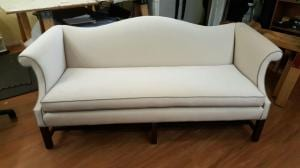 Re-Upholstery After