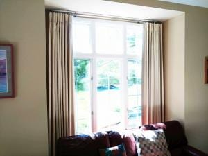 Window Treatments After