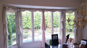 Window Treatments Before